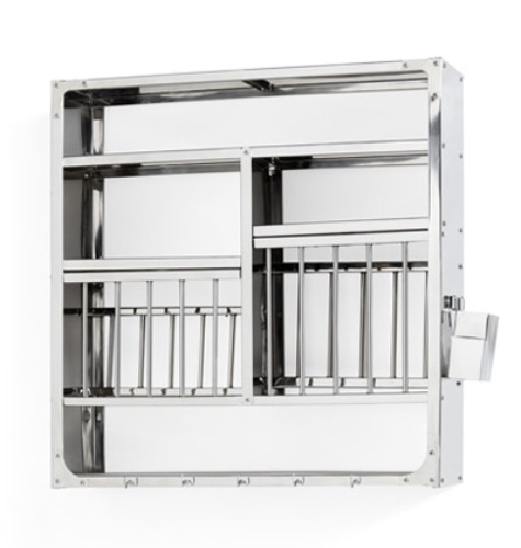 Indian Plate Rack L  (507616) *배송비 별도