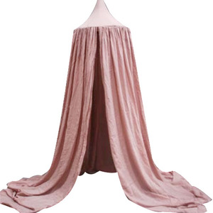 Canopy simple saloo(dusty pink)
