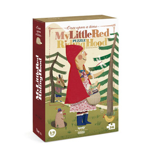 My Little Red Riding Hood Puzzle (빨간망토소녀 퍼즐)