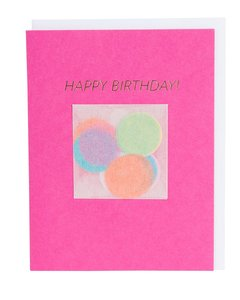 HAPPY BIRTHDAY! CONFETTI CARD™