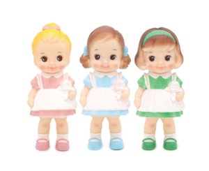 Paper doll mate Rubber Doll  페이퍼돌메이트 루버돌