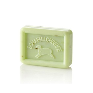 [OVIS] Sheep's Milk Soap_Lime Blossom