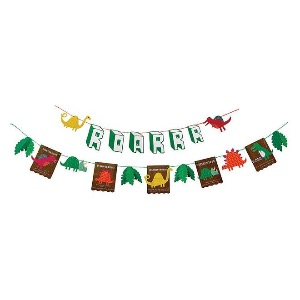 [MeriMeri] 공룡 가랜드 Dinosaur Party Garland