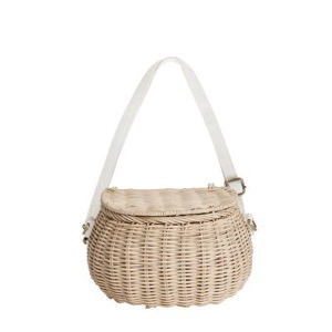 Minichari Bag - straw