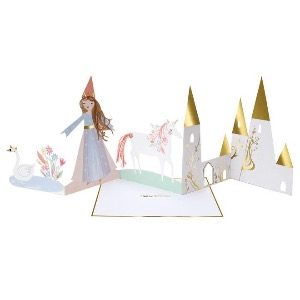 [MeriMeri] 메리메리 / Princess Concertina Card