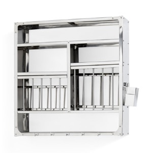 Indian Plate Rack L  (507616)