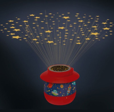 스크래치유럽(scratch europe) Projection Nightlight Space