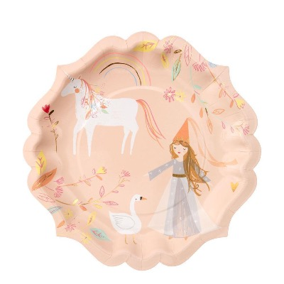 [MeriMeri] 메리메리 /Magical Princess Large Plate
