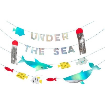 [MeriMeri] 메리메리/Under The Sea Garland