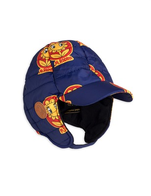 Insulator flower cap - navy