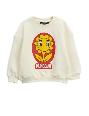 flower sp sweatshirt - offwhite