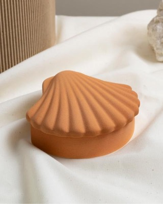 LOD Seashell box 보석함 (Amber)