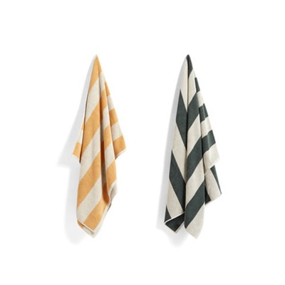 헤이 Frotte Stripe Bath Towel 150*100  2 colors